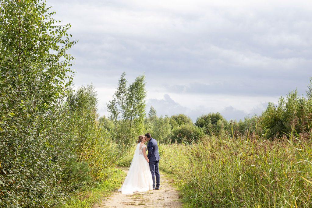 Bruidsfotografie Netl Kraggenburg