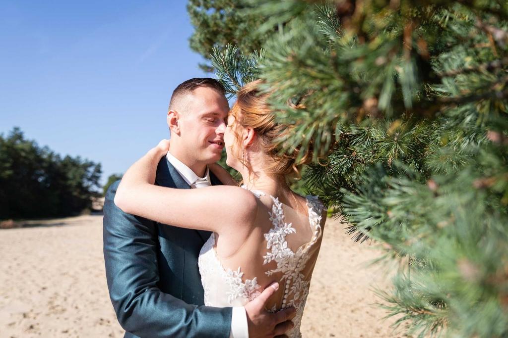 Zandverstuiving Doornspijk trouwen