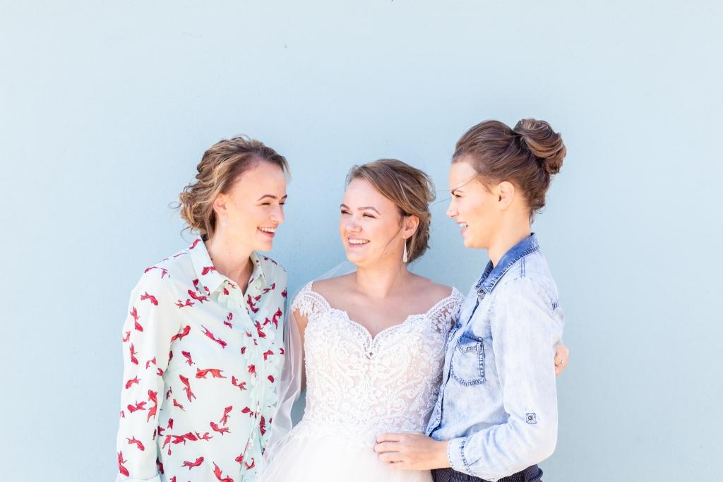 Trouwfotografie trouwen bij Netl de wildste tuin