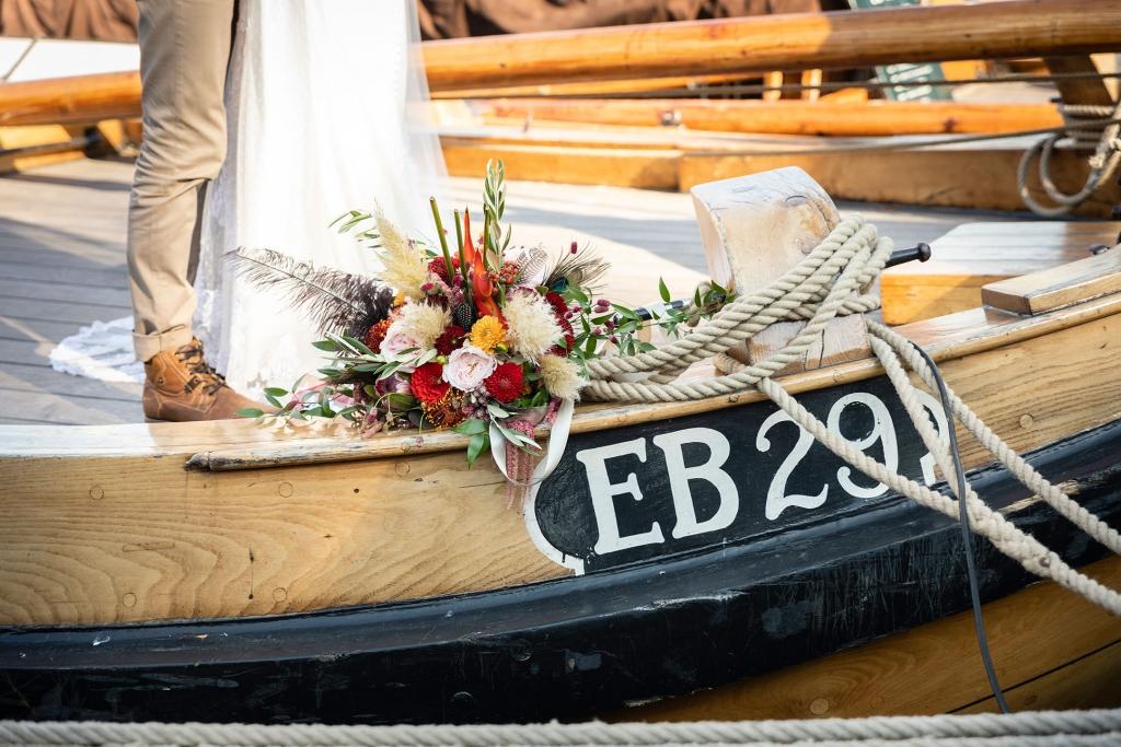 Buiten trouwen Elburg
