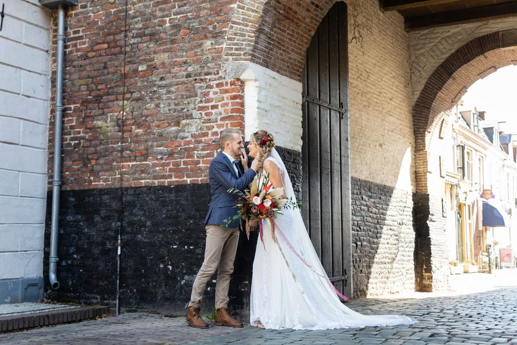 Bruiloft in Elburg trouwen in Elburg