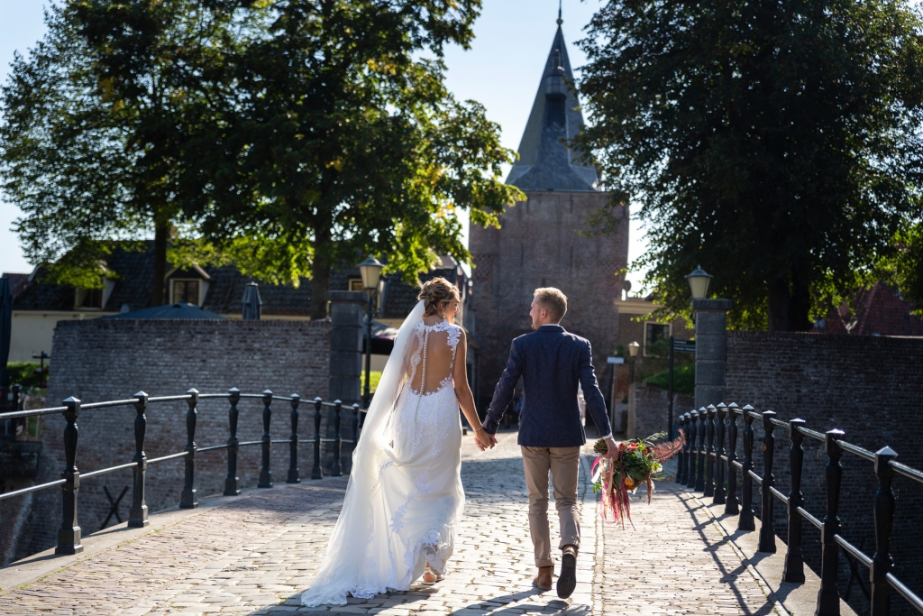 Bruiloft Elburg trouwfotograaf