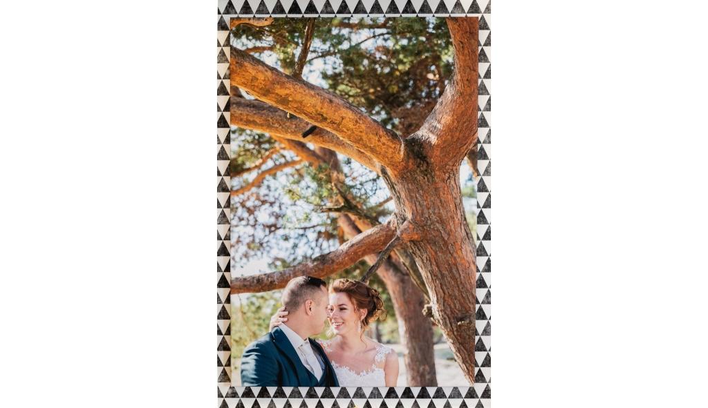 trouwalbums, foto afdrukken op canvas, trouwen op Urk